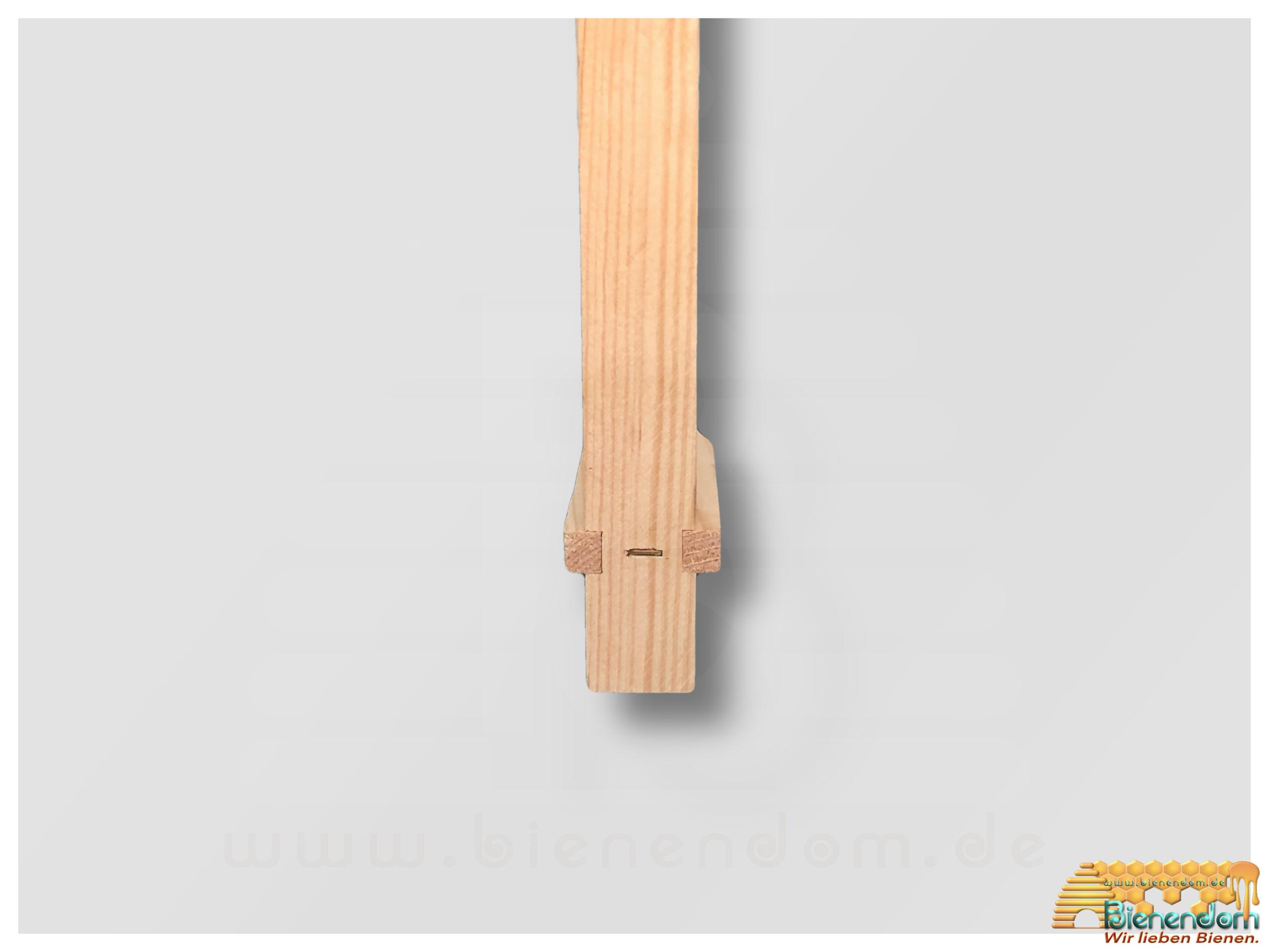 Rähmchen Zander Normal | Hoffmannseiten | geöst und gedrahtet