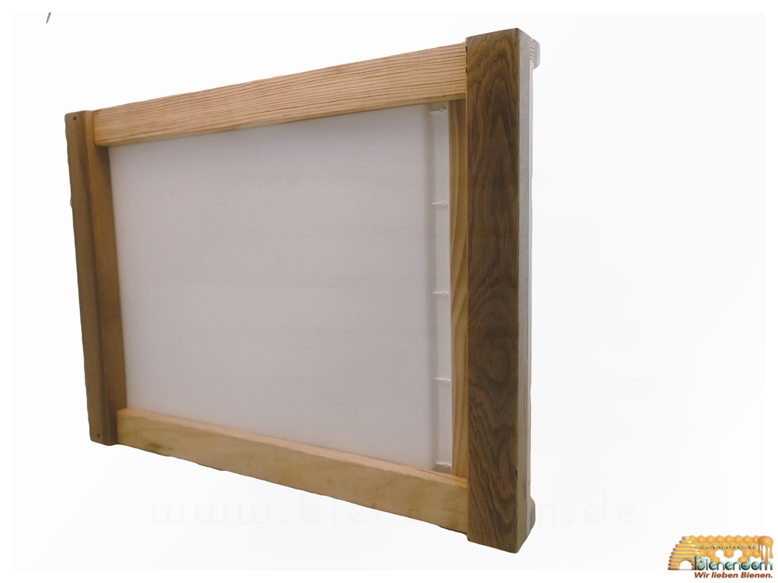 Premium Boden flach   Holz   für Liebig-Beute Zandermaß   inkl. Nicot Zubehör
