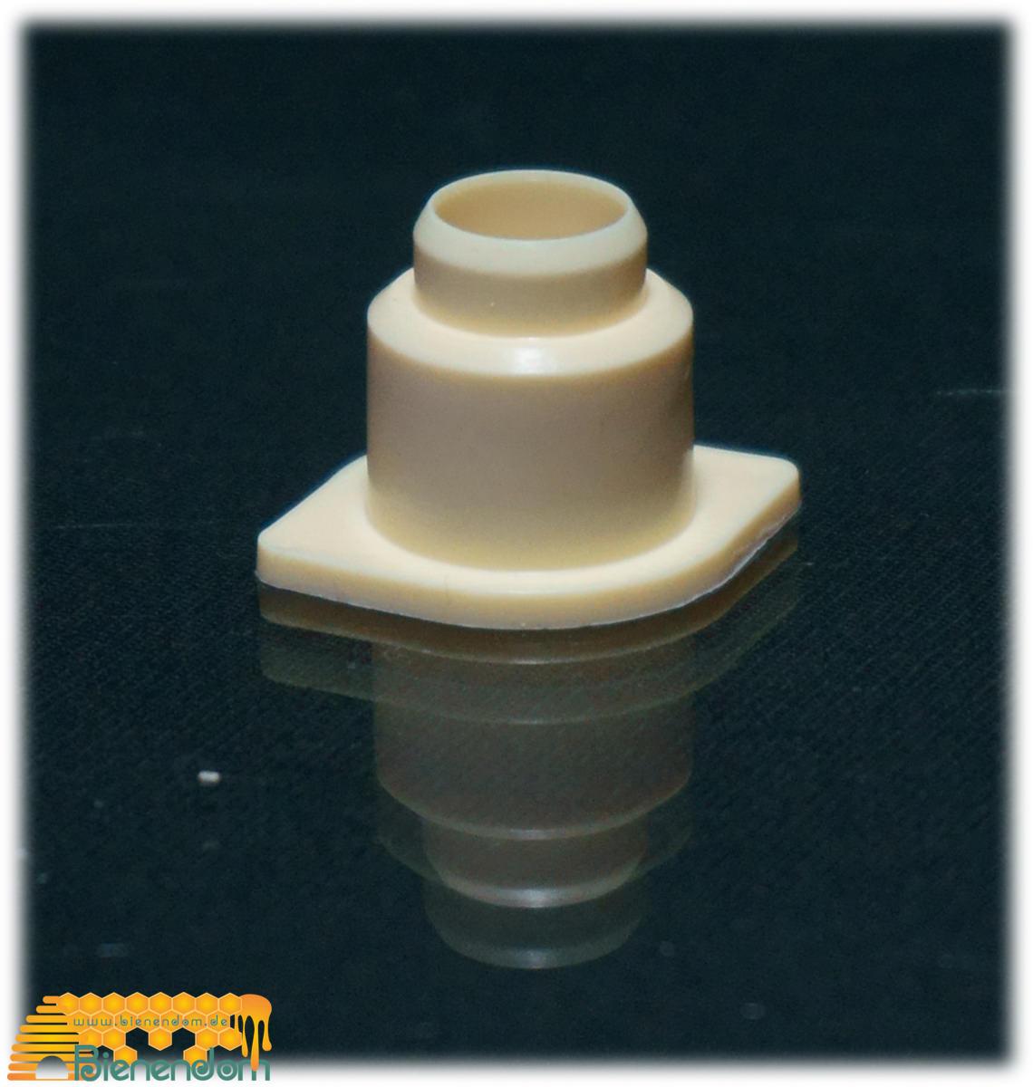 Weiselnapfhalter | Kunststoff | beige | Nicot
