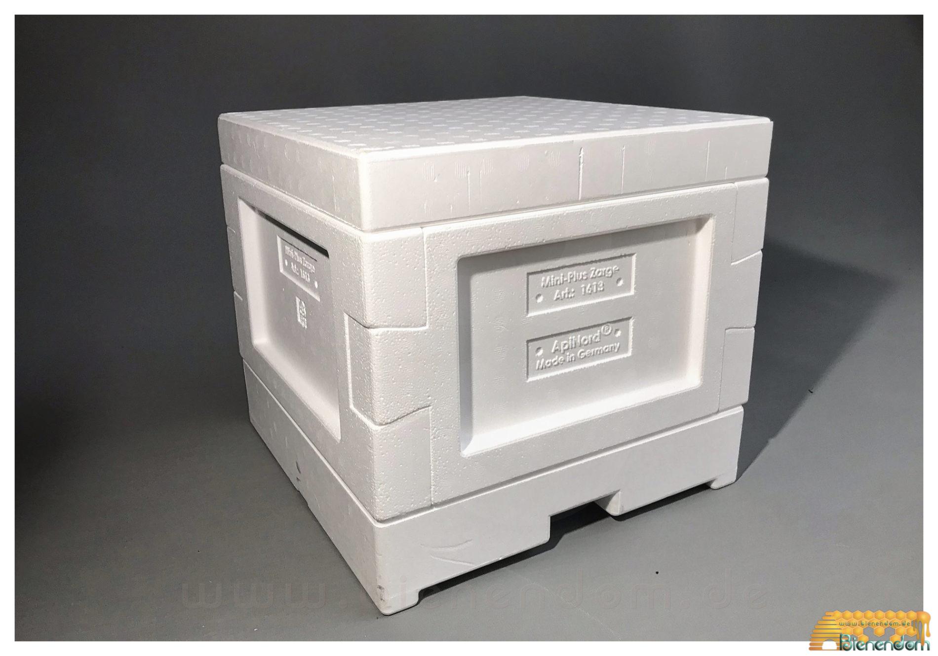 MiniPlus Styropor Beute komplett
