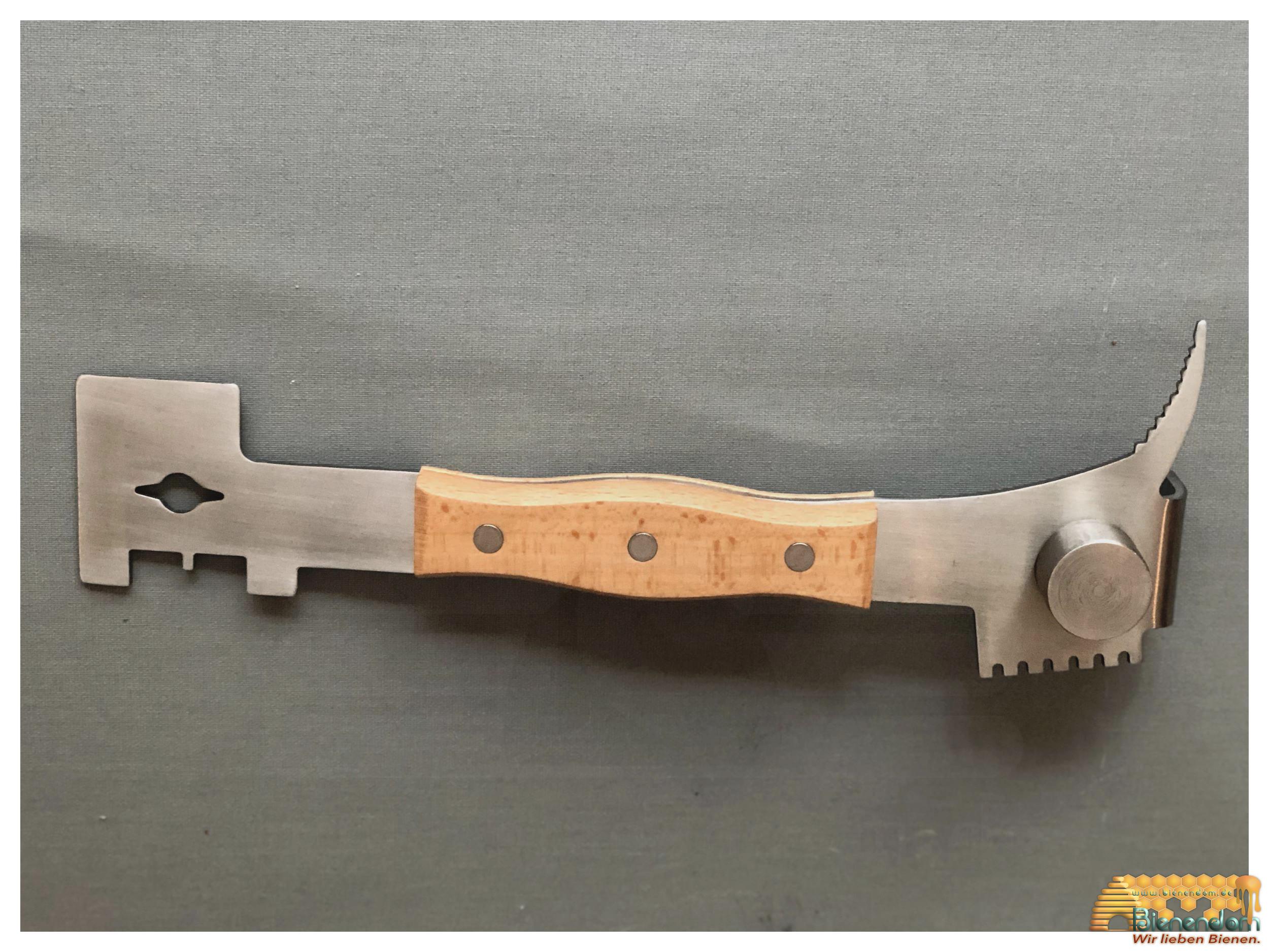 Stockmeißel | Edelstahl - Holz | Multi