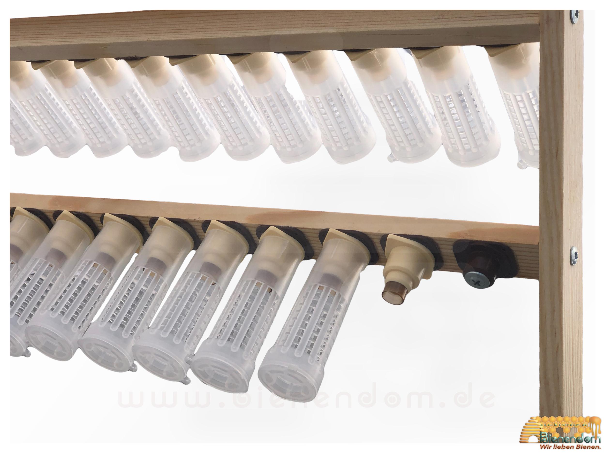 Zuchträhmchen vormontiert | Nicot Komponenten | ZM oder DN