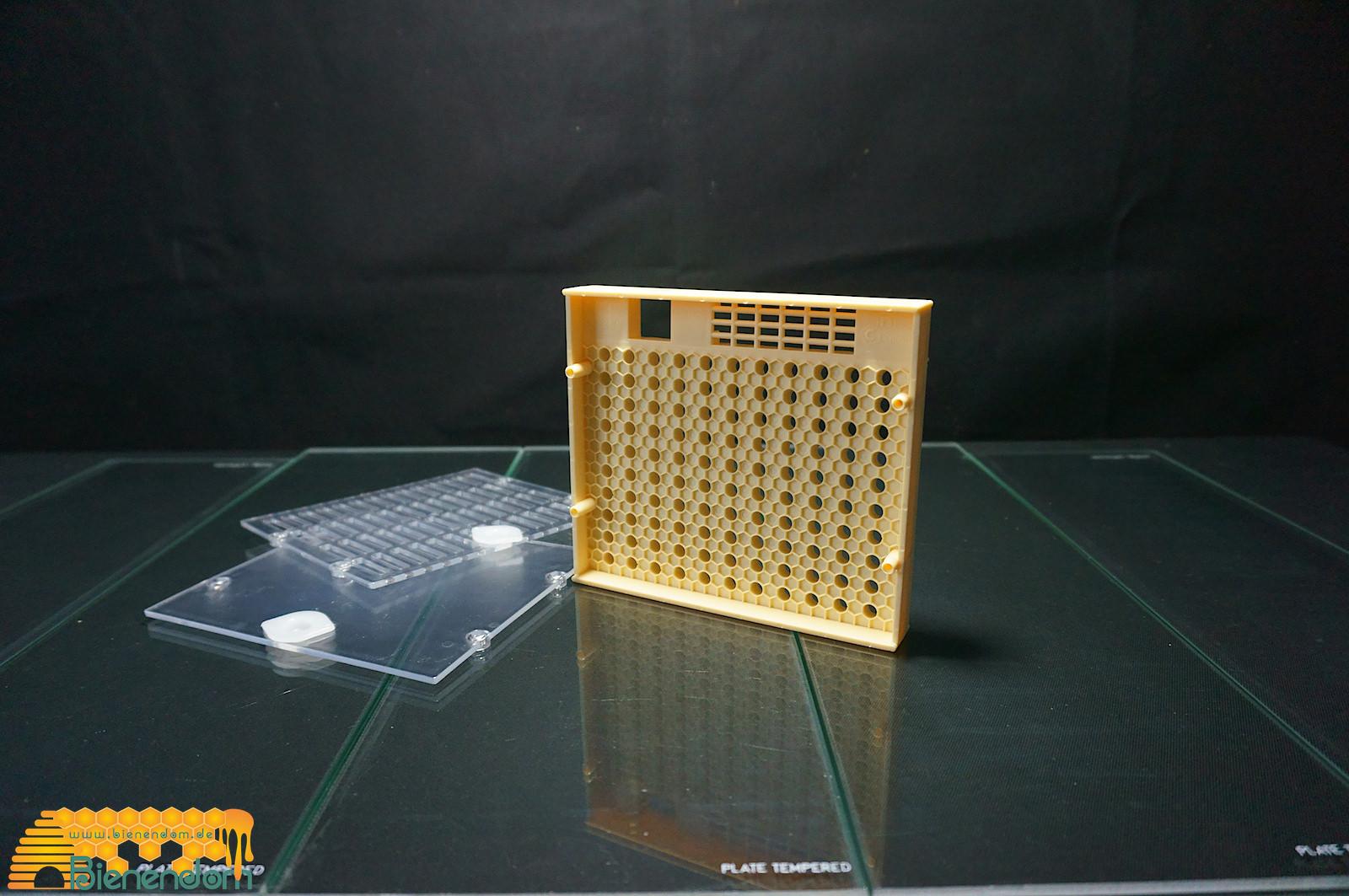 Cupularve Zuchtkassette | Kunststoff | Nicot