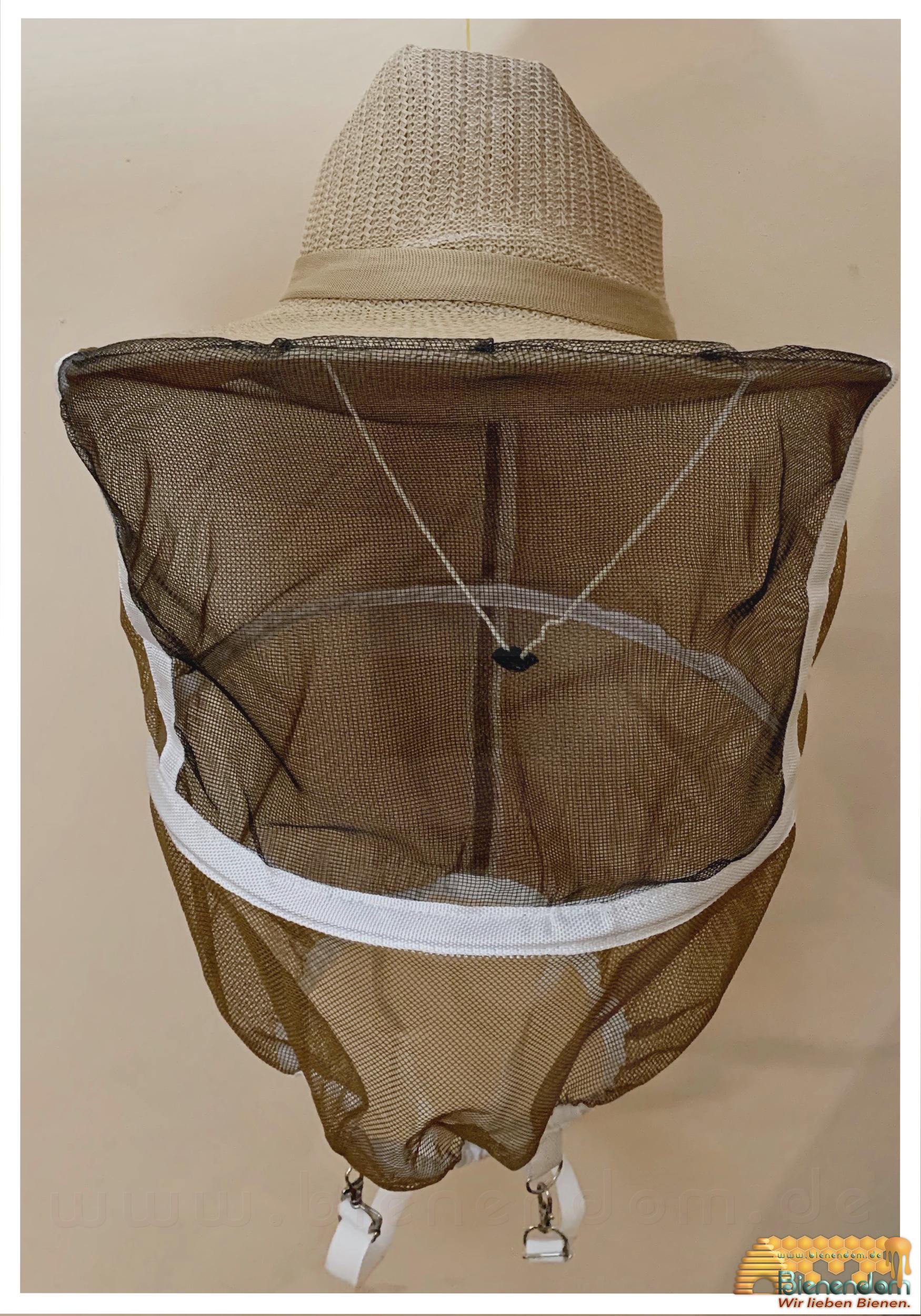Imkerhut luftig mit Schleier | Kunstfaser | Western Style
