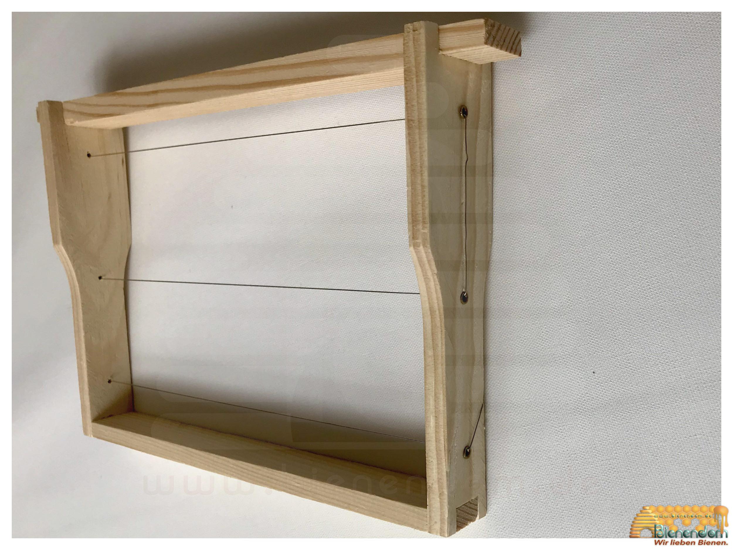 Rähmchen MiniPlus | Hoffmann-Seiten | 251x159mm | montiert-gedrahtet-geöst